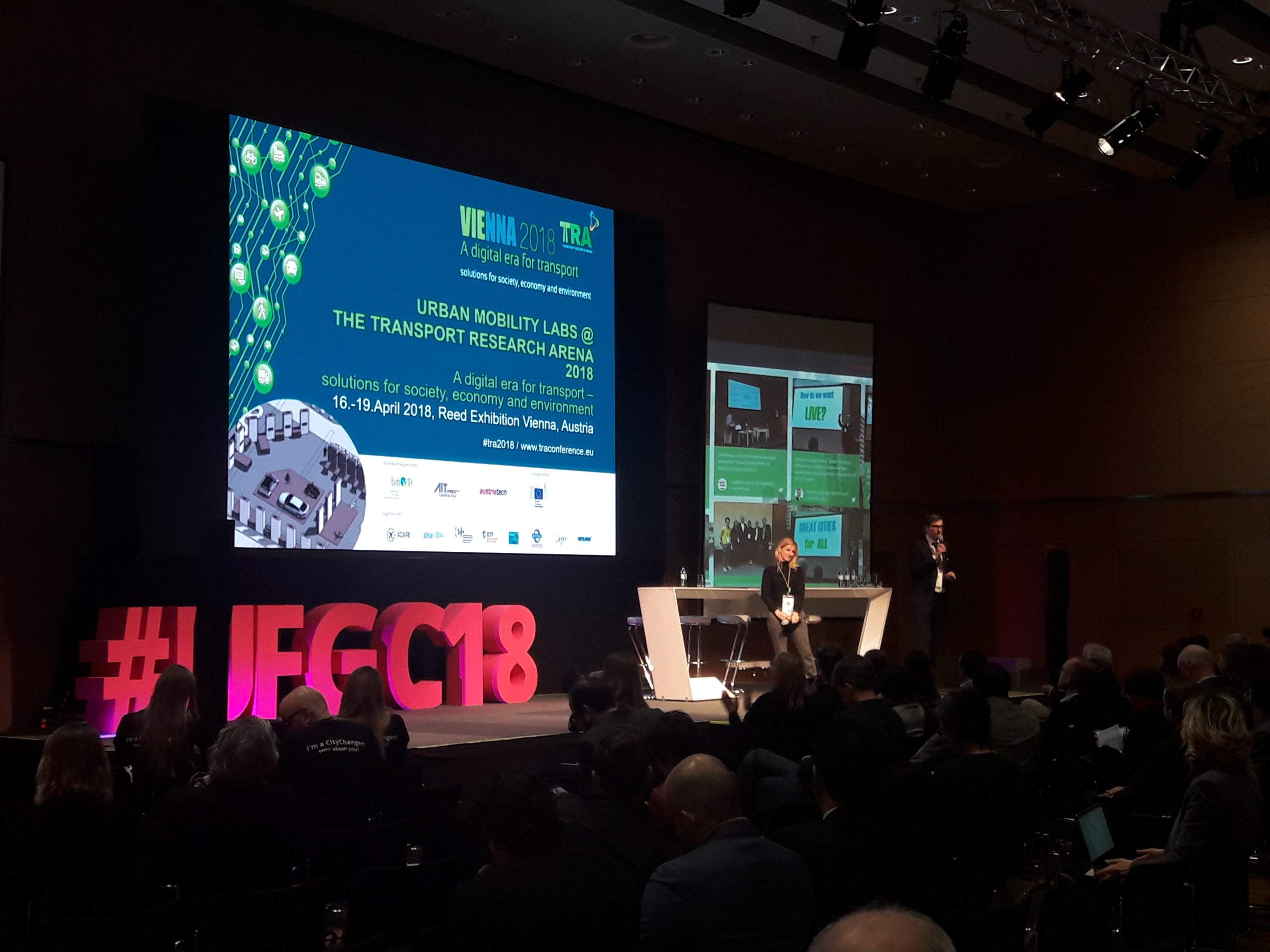 Urban Future Global Conference 2018